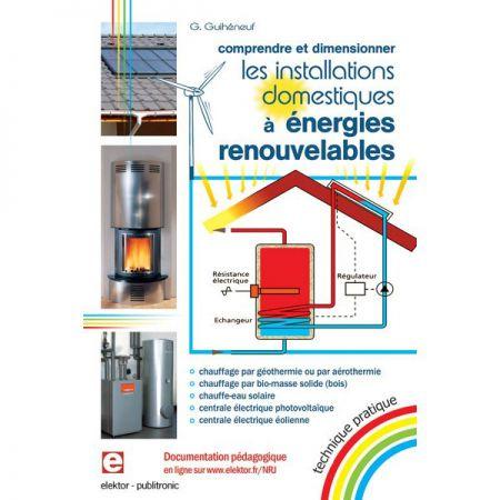 Les installations domestiques à  énergies renouvelables (PDF)