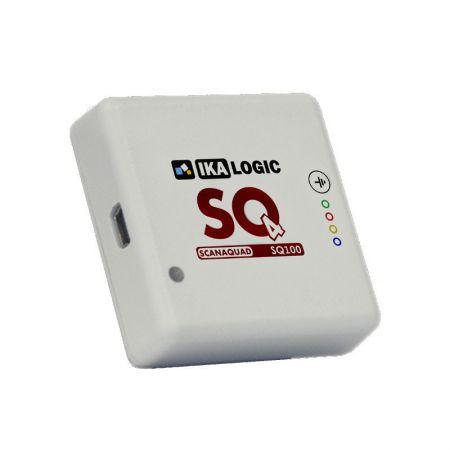 ScanaQuad SQ100 Logic Analyzer & Signal Generator