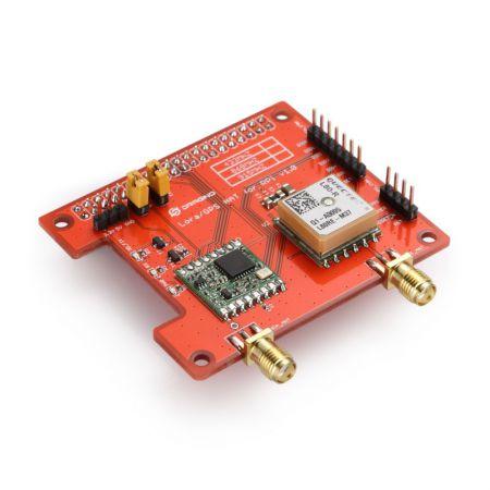 Dragino Lora/GPS HAT for Raspberry Pi (868 MHz)