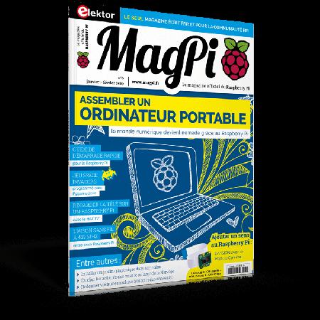 MagPi n°6 (Janvier-Février 2019) FR