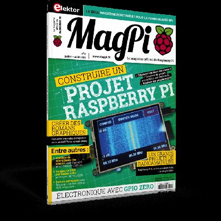 MagPi n°9 (Juillet-Août 2019) FR
