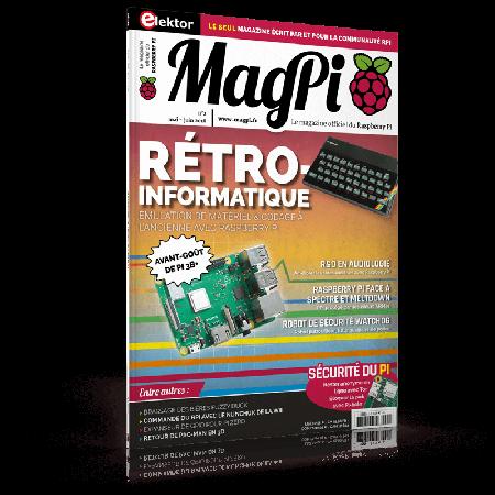 MagPi n°2 (Mai-Juin 2018) FR