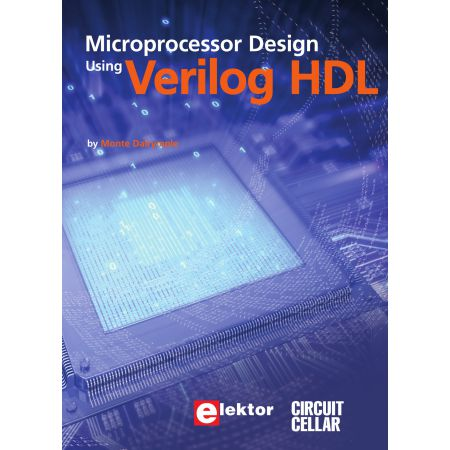 Microprocessor Design Using Verilog HDL - Cover