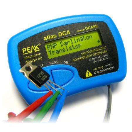 Atlas DCA55 – Semiconductor Analyser