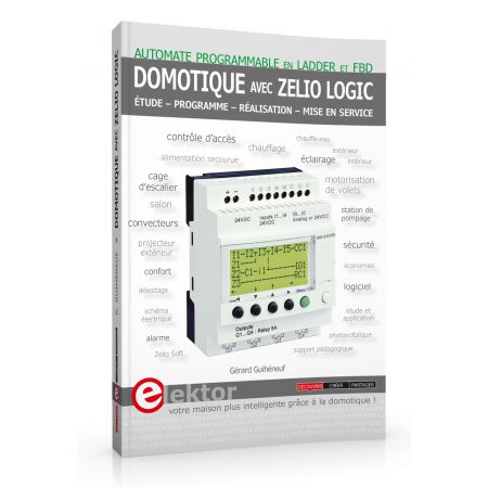Domotique avec Zelio Logic