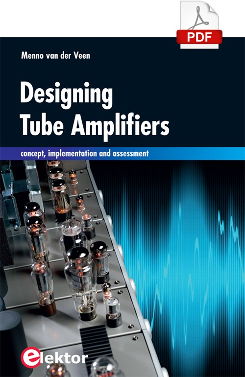 E-Book: Designing Tube Amplifiers EN ANGLAIS