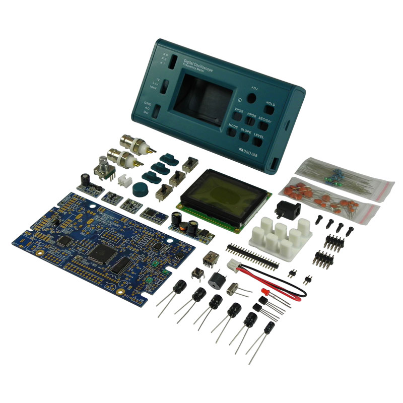 JYE Tech DSO068 Oscilloscope DIY Kit