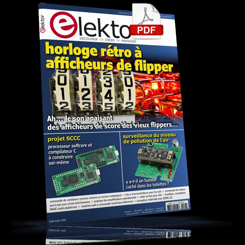 Elektor Magazine Mars/Avril 2019 (PDF)