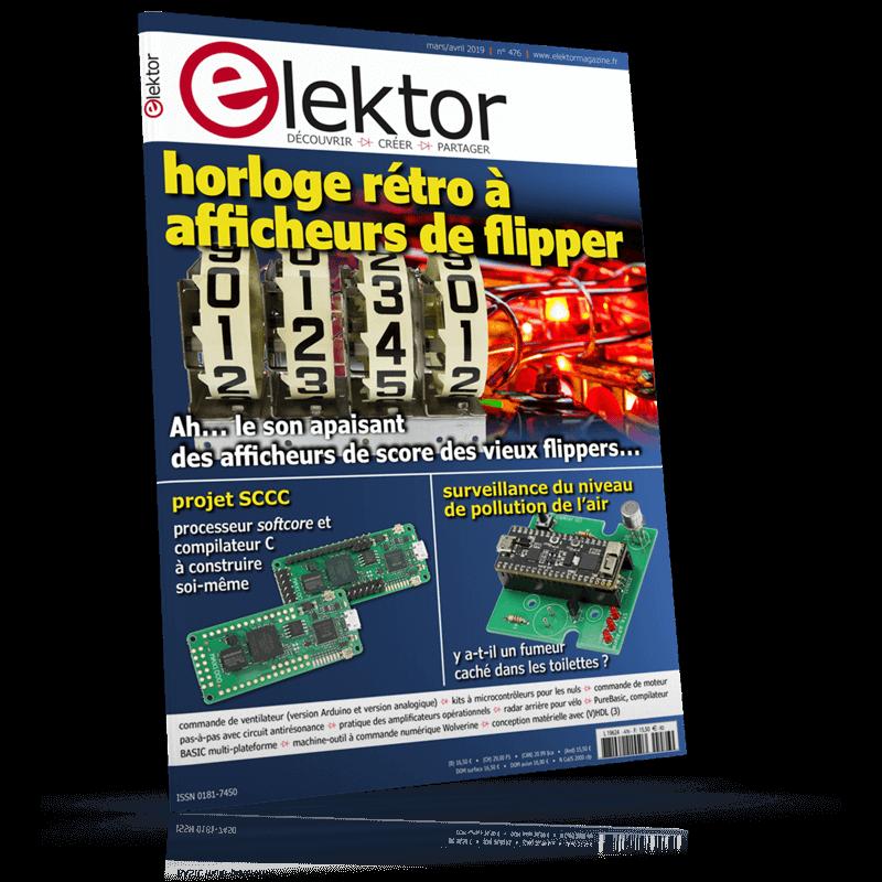 Elektor Magazine Mars/Avril 2019