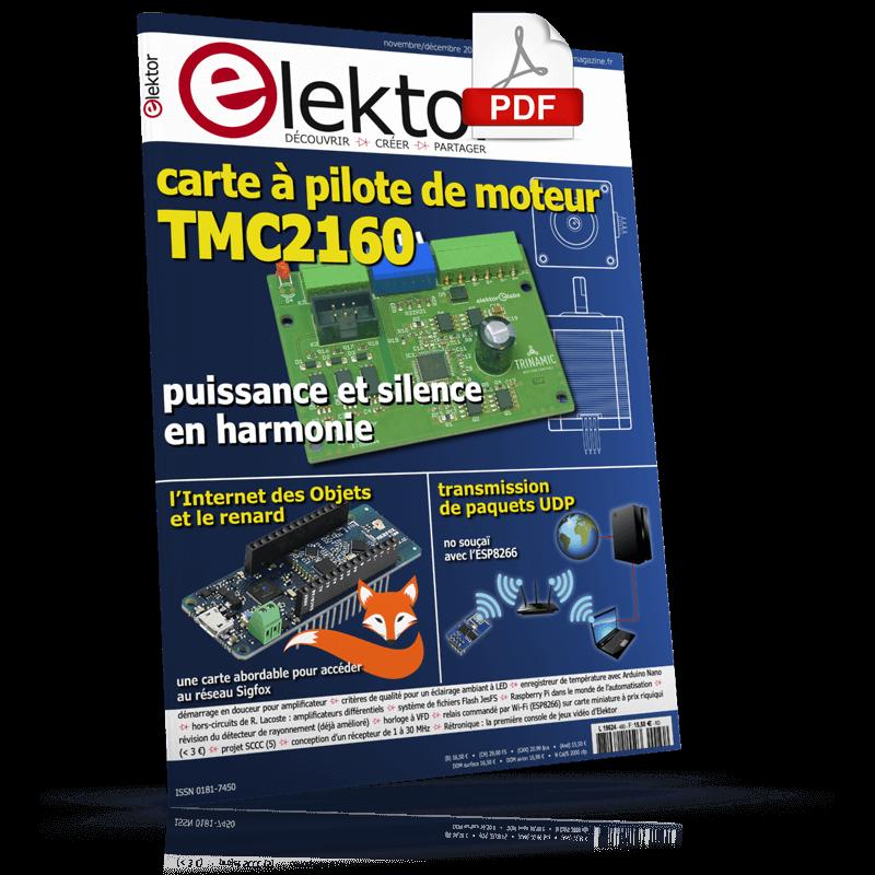 Elektor Novembre/Décembre 2019 (PDF)