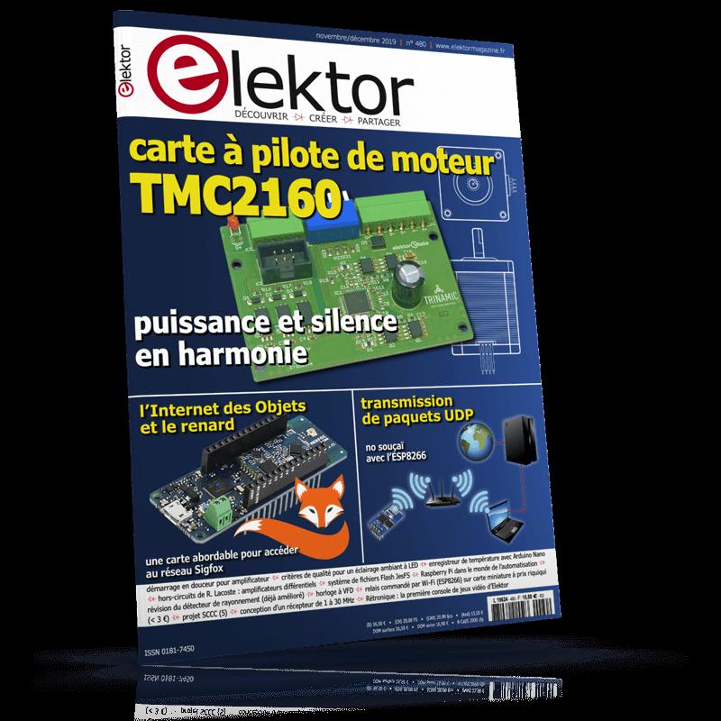Elektor Novembre/Décembre 2019 (franco de port)