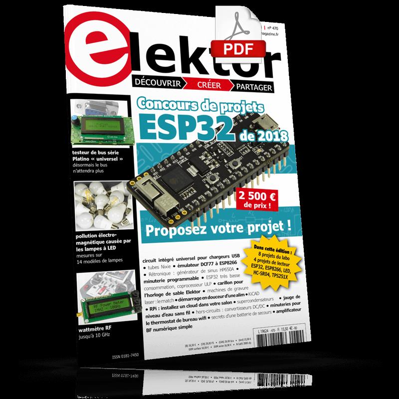 Elektor Magazine Mars/Avril 2018 (PDF)