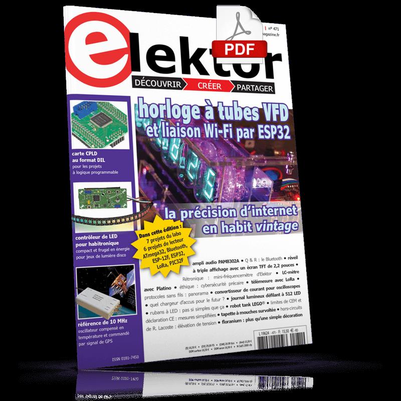 Elektor Magazine Mai/Juin 2018 (PDF)