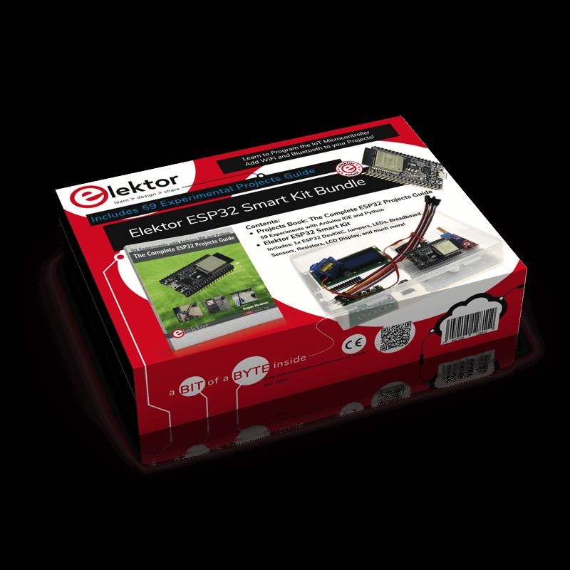 Elektor ESP32 Smart Kit Bundle