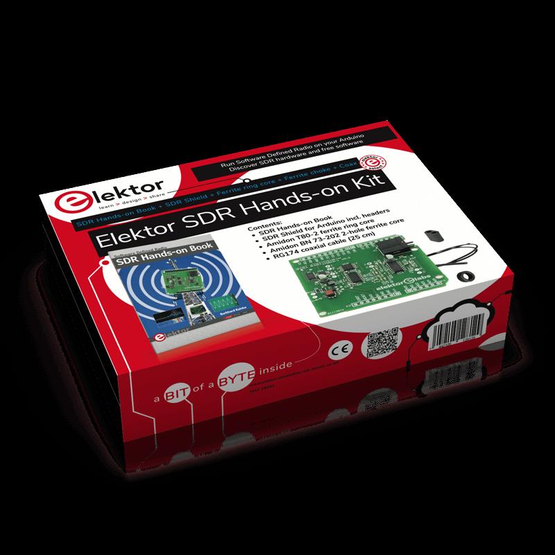 Elektor SDR Hands-on Kit