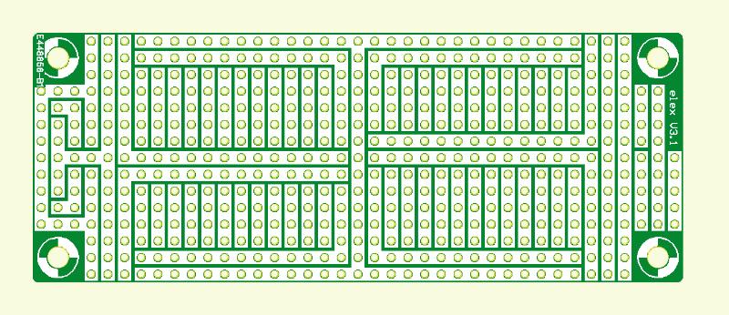 Retour aux sources (2) (Platine de prototypage ELEX)