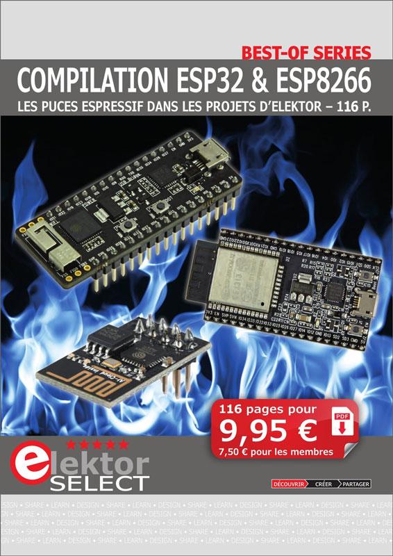 Compilation ESP32 & ESP8266 (PDF)