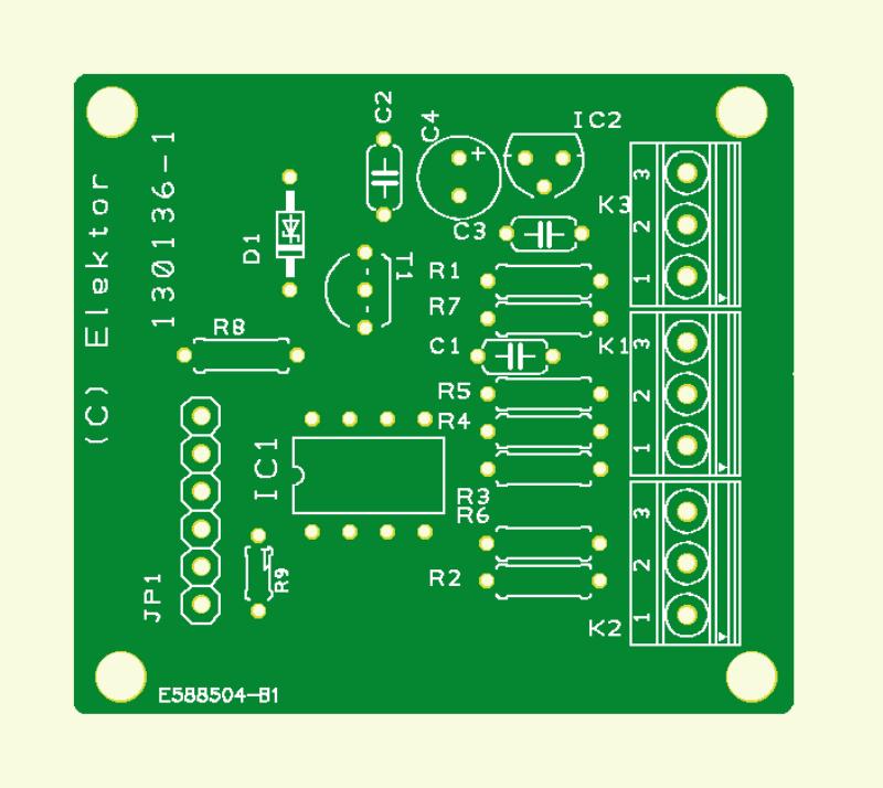 LED programmables en série (130136-1)