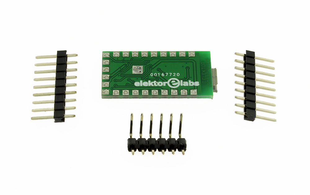 USB-RS232 Converter (FT231X BoB)