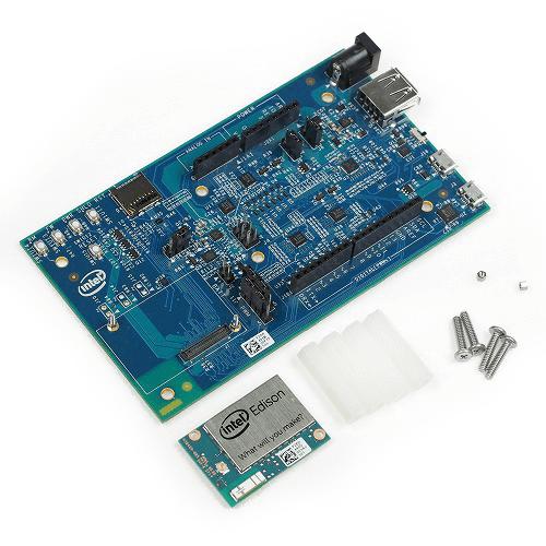 Kit INTEL Edison pour Arduino