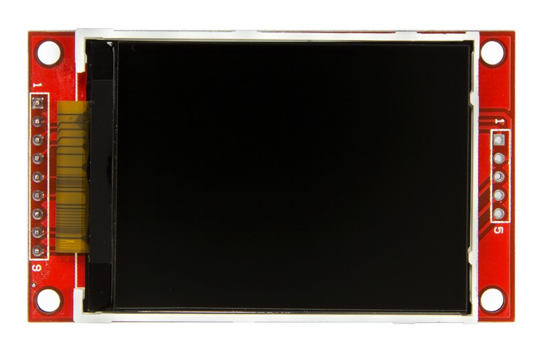 """2.2"""" SPI TFT Display Module 240x320 –  ILI9341"""