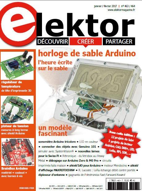 Elektor Magazine FR Janvier/Février 2017