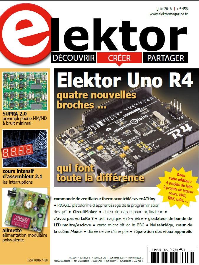 Elektor Magazine FR Juin 2016