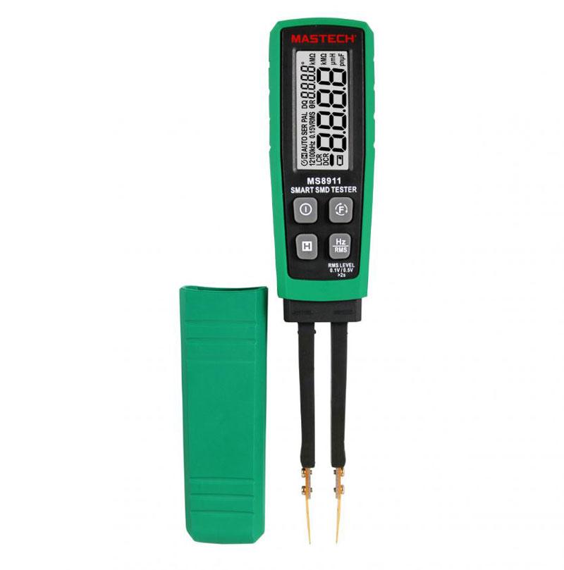 Testeur intelligent de CMS Mastech MS8911 (LCR-mètre)