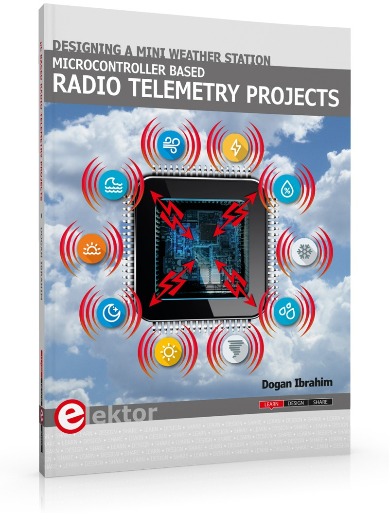 Microcontroller Based Radio Telemetry Projects