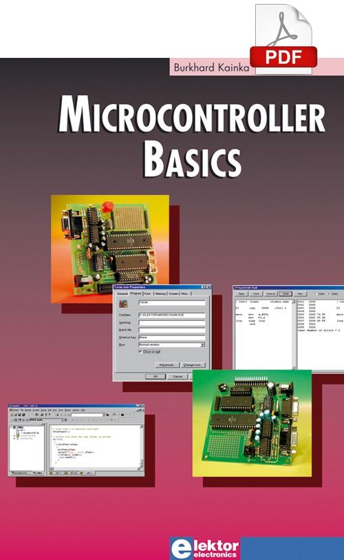 Microcontroller Basics eBook (EN ANGLAIS)