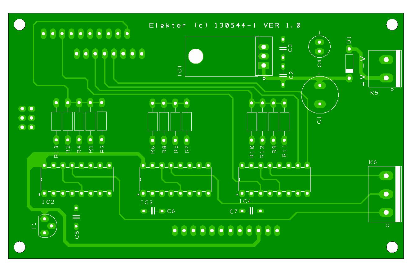 testeur de transistors Platino (130544-1)