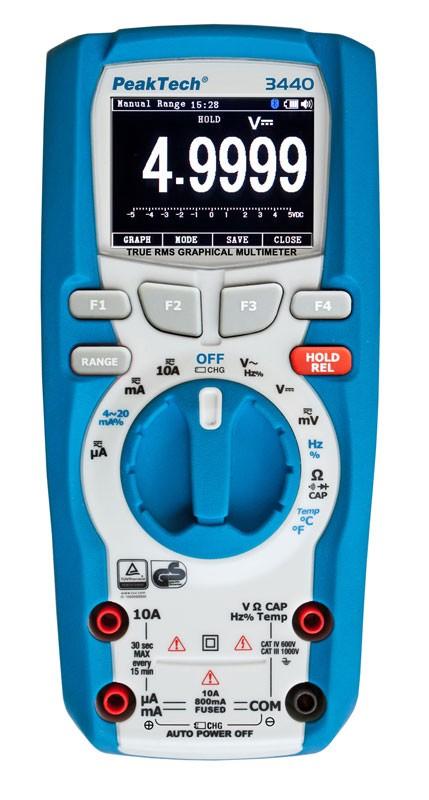 PeakTech 3440 Multimeter