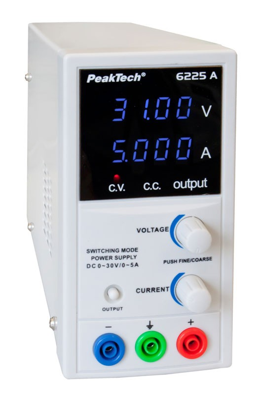 PeakTech Power Supply 6225 A