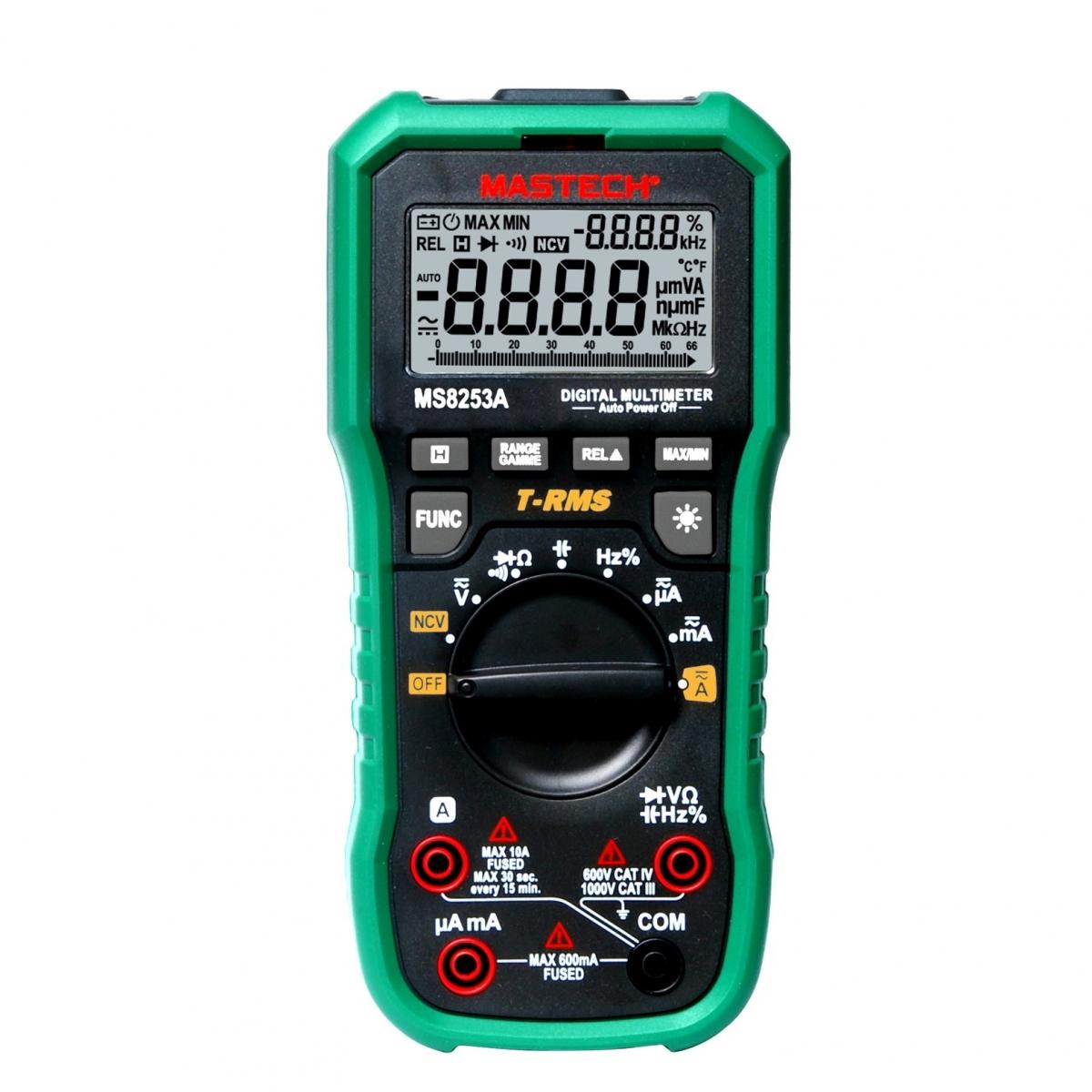Mastech MS8253A Digital Multimeter