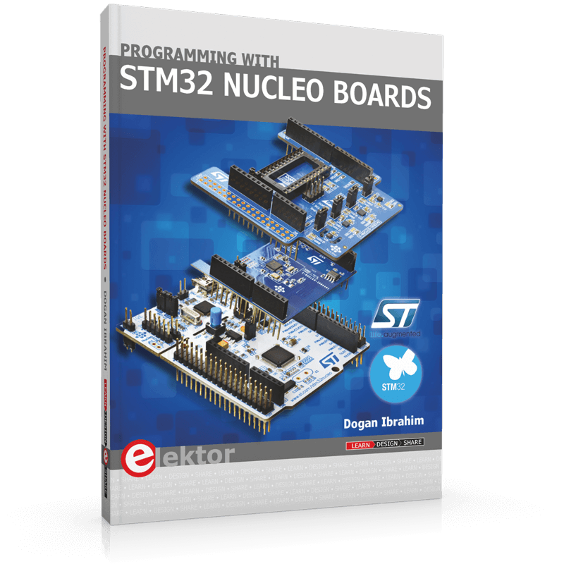 Programming with STM32 Nucleo Boards + FREE STM32 Nucleo L476RG Board