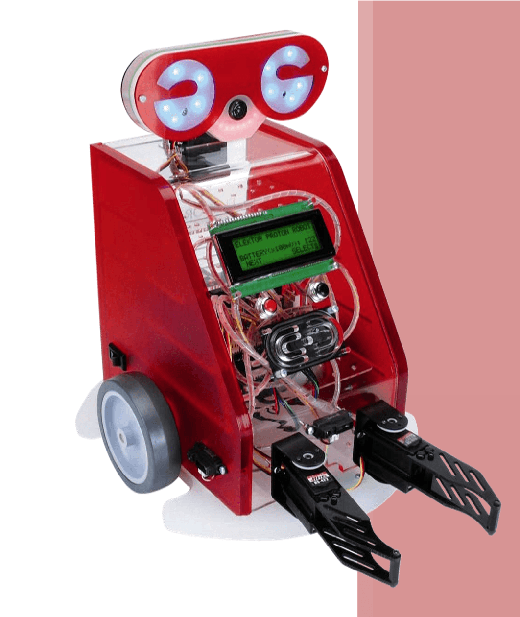 Proton Robot