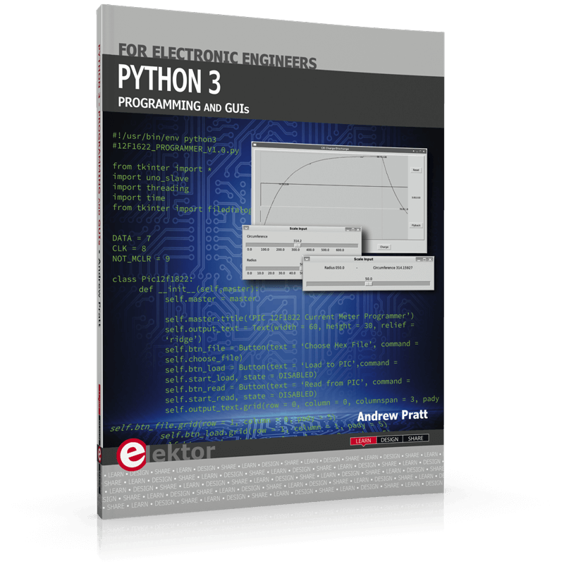 Python 3 Programming and GUIs