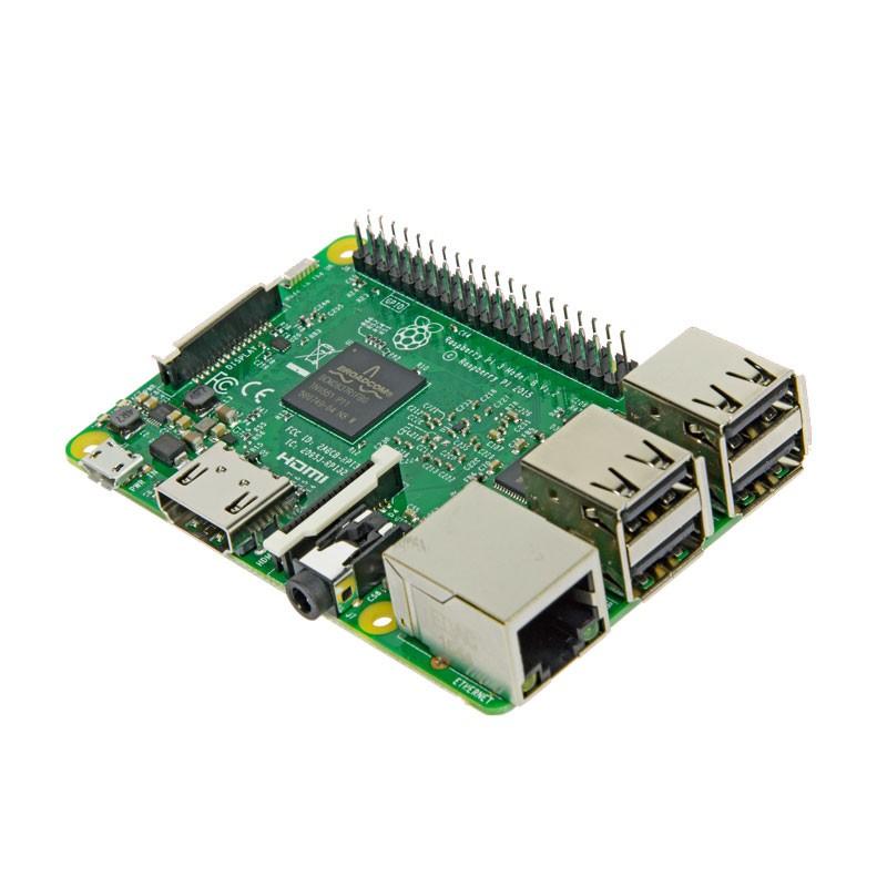 Raspberry Pi 3 (Modèle B)
