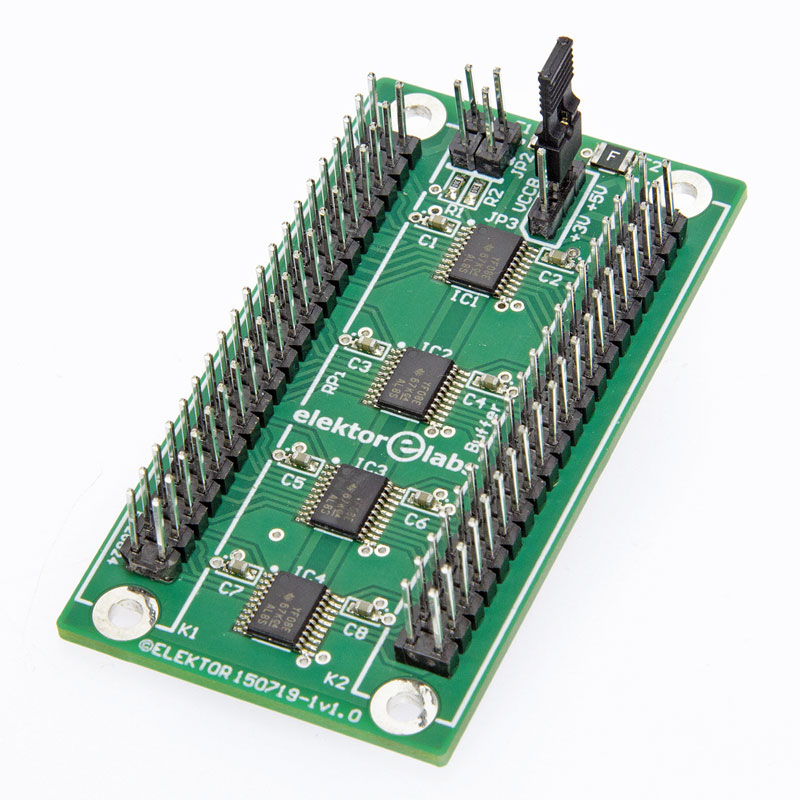 Raspberry Pi Buffer Board (150719-91)