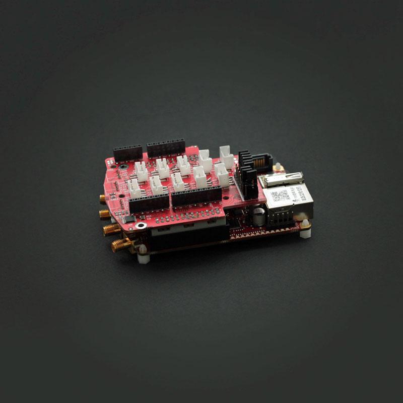 Module d'extension pour capteurs pour STEMlab (Red Pitaya)
