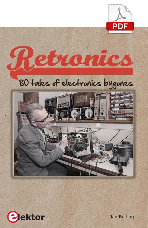 Retronics (E-BOOK) EN ANGLAIS