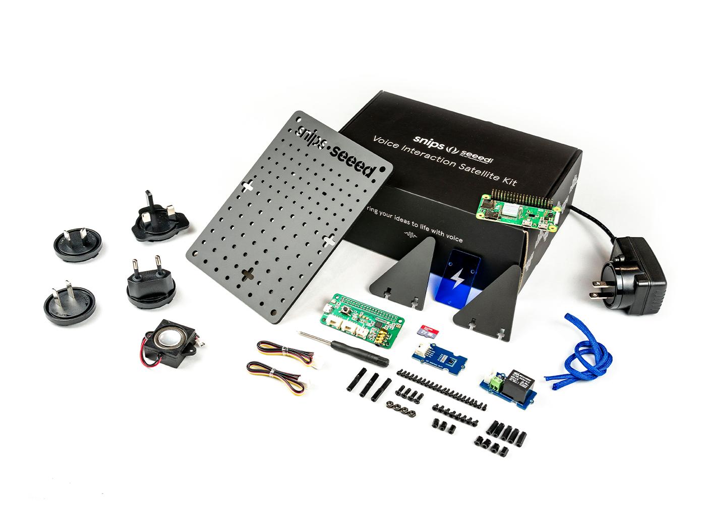 Snips Voice Interaction Satellite Kit