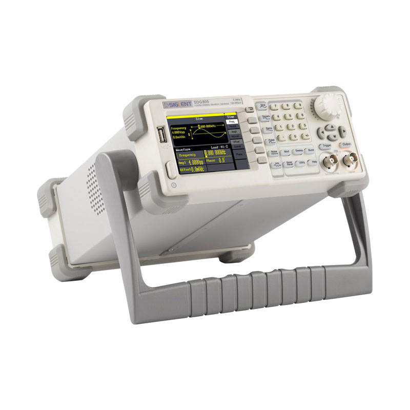Siglent SDG805 Arbitrary Waveform Generator (5 MHz)