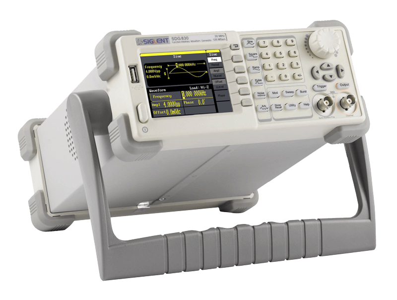 Siglent Function Generator SDG830 (30 MHz)