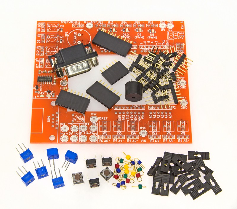 Dr.Duino™ - carte de débogage pour Arduino