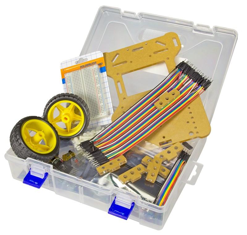 Brainbox AVR robot kit (160001-71)