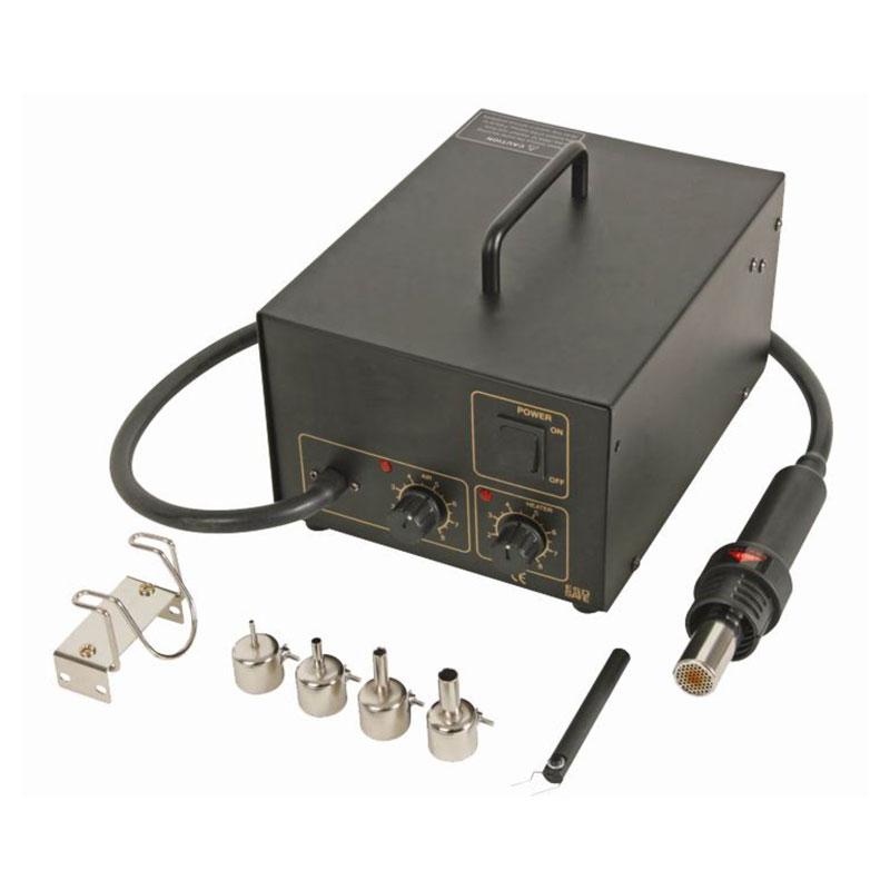 Station de soudage & dessoudage de CMS à air chaud 50 W 230 V
