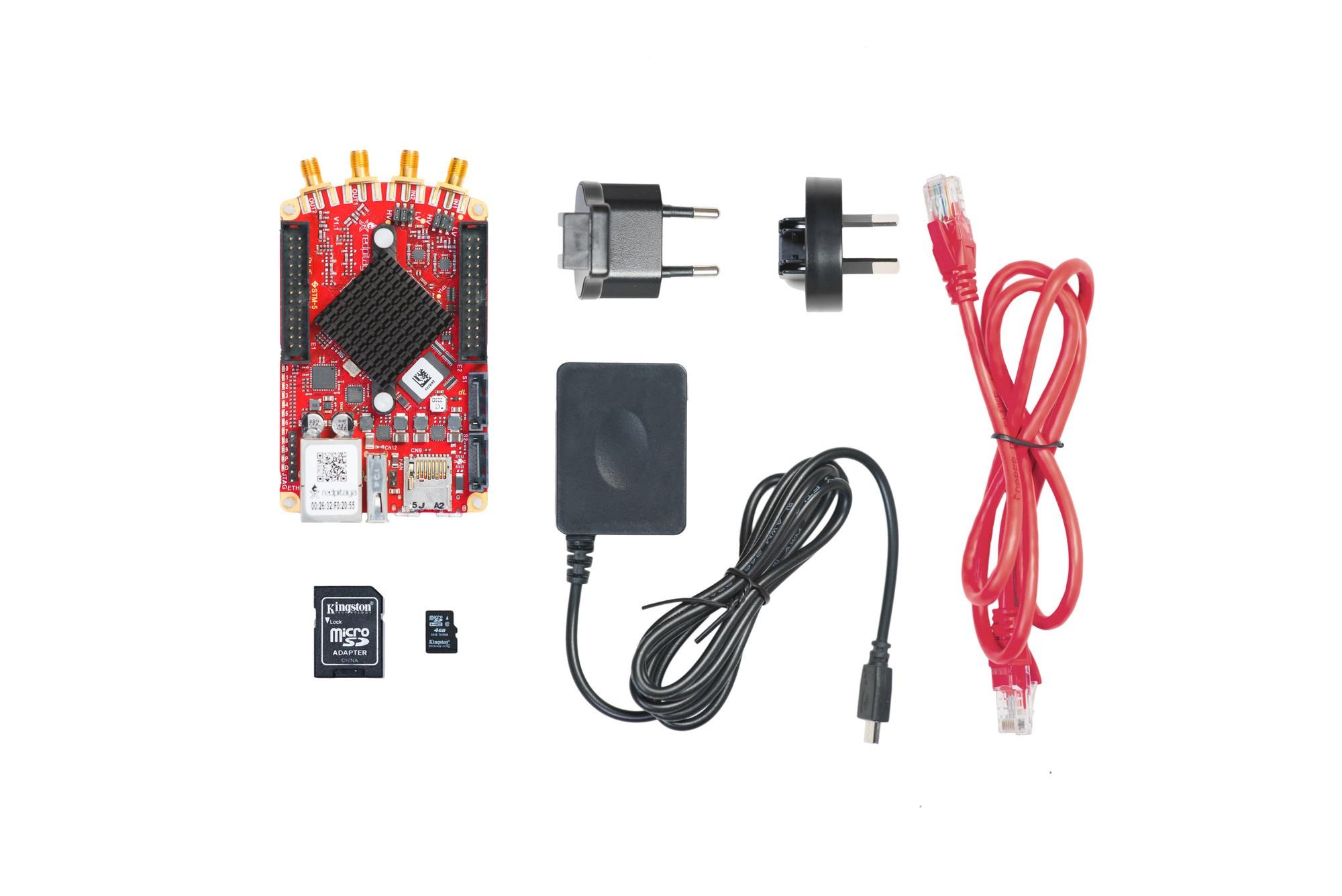 Red Pitaya V1.1 (Starter Kit)