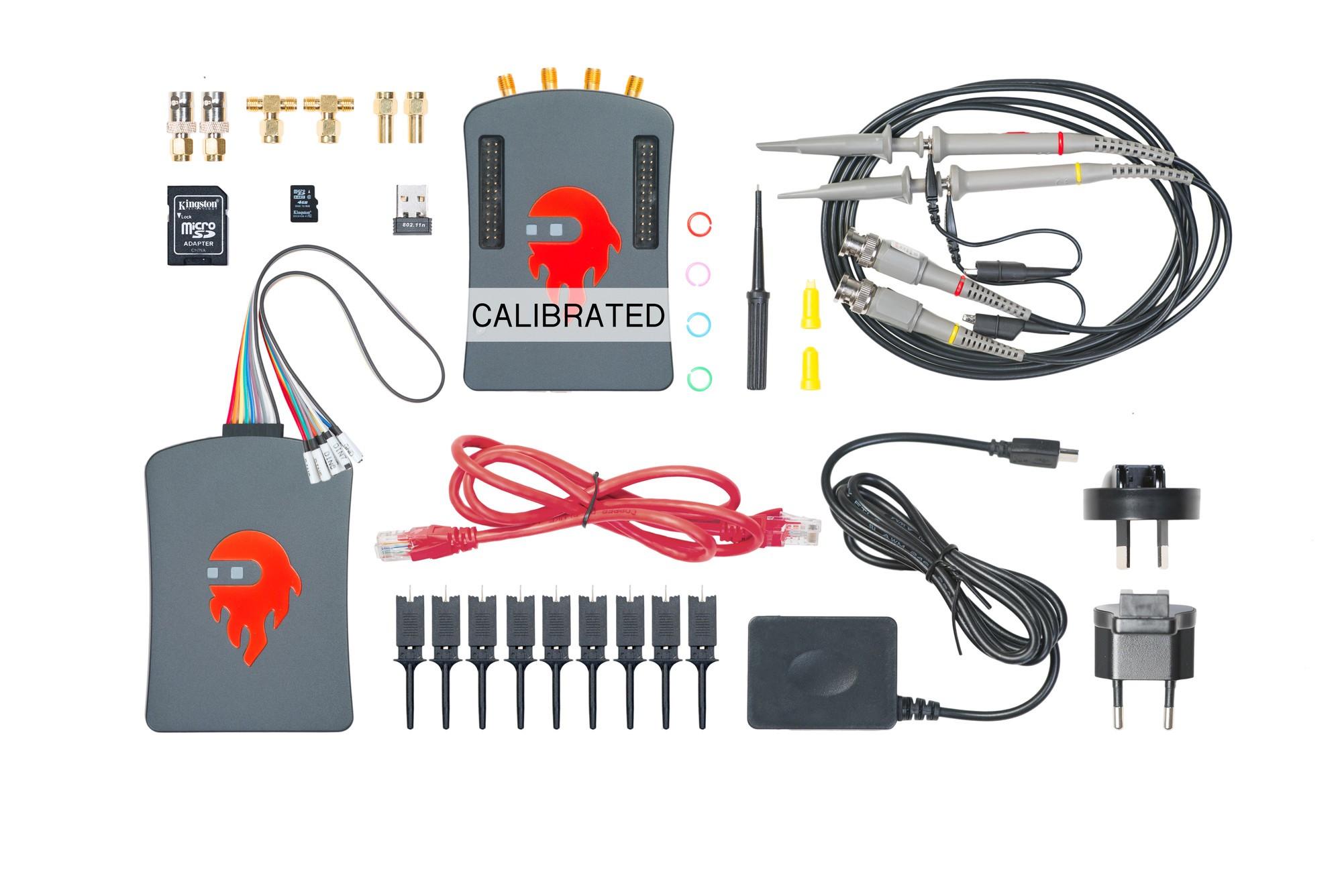 Red Pitaya V1.1 (kit de diagnostic calibré)