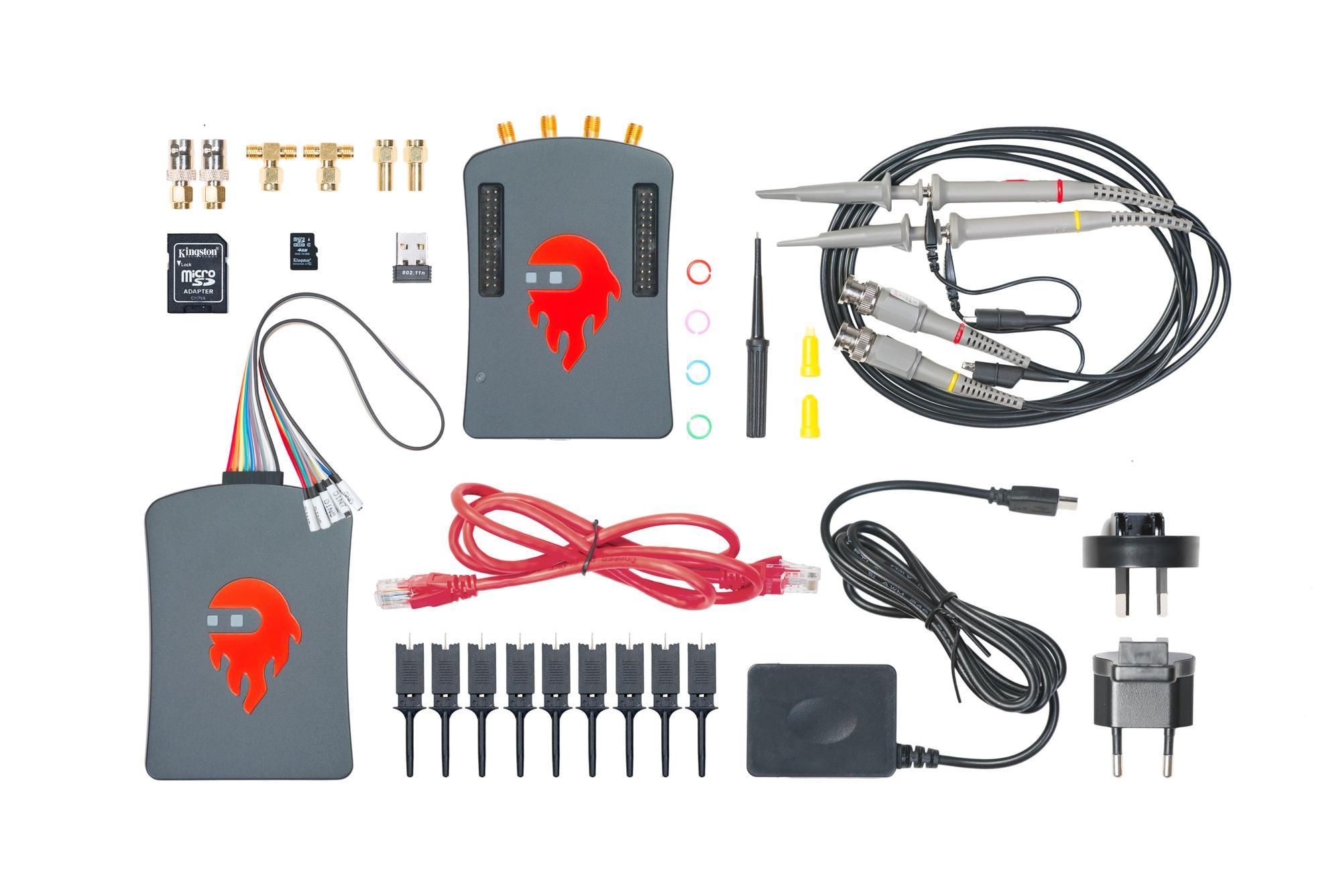 Red Pitaya V1.1 (Diagnostic Kit)